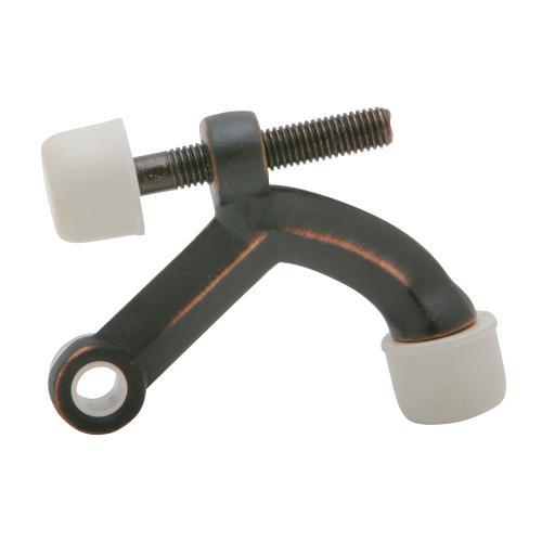 Door Accessories  Hinge Pin Door Stop - Aged Bronze
