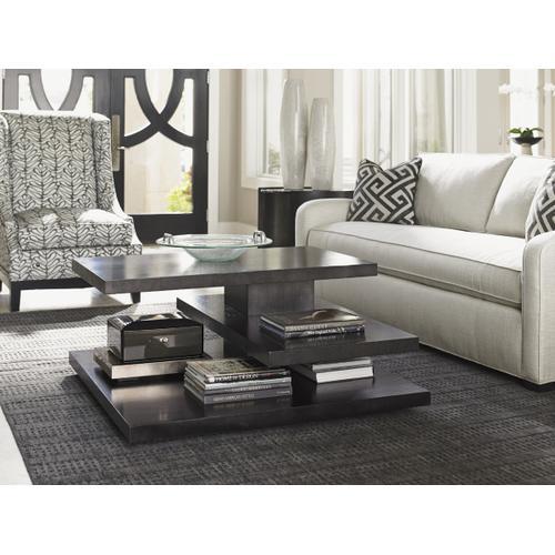 Lexington Furniture - Evora Square Cocktail Table