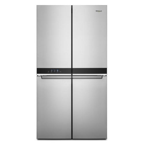 Product Image - 36-inch Wide Counter Depth 4 Door Refrigerator - 19.4 cu. ft.