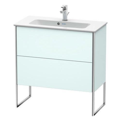 Duravit - Vanity Unit Floorstanding Compact, Light Blue Matte (decor)