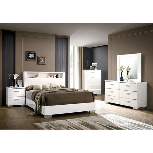 Malte Queen Bed