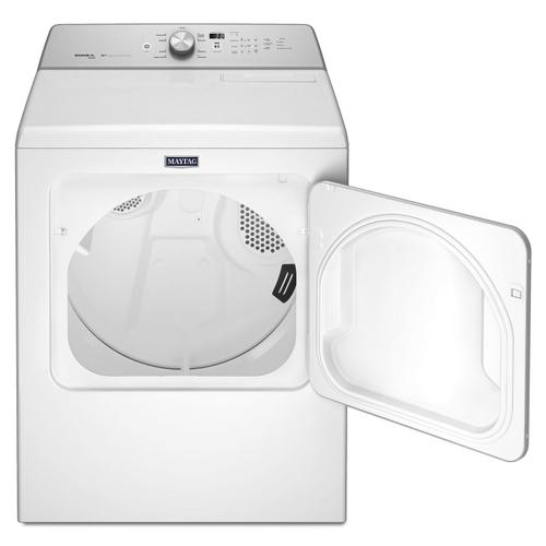 Large Capacity Gas Dryer with Steam-Enhanced Cycles - 7.0 cu. ft. White