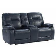 See Details - AXEL - ADMIRAL Power Console Loveseat
