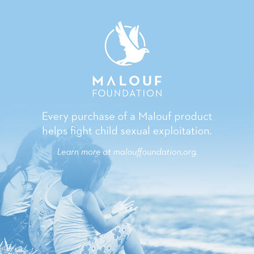 "Malouf Weighted Blanket, 60"" x 80"", 20 lbs, Driftwood"