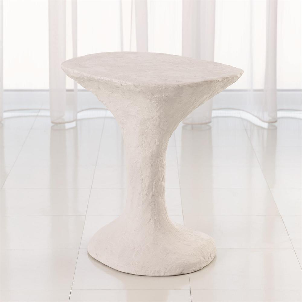 See Details - Primitive Accent Table-Soft White