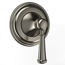 Vivian™ Three-Way Diverter Trim with Off - Lever Handle - Brushed Nickel