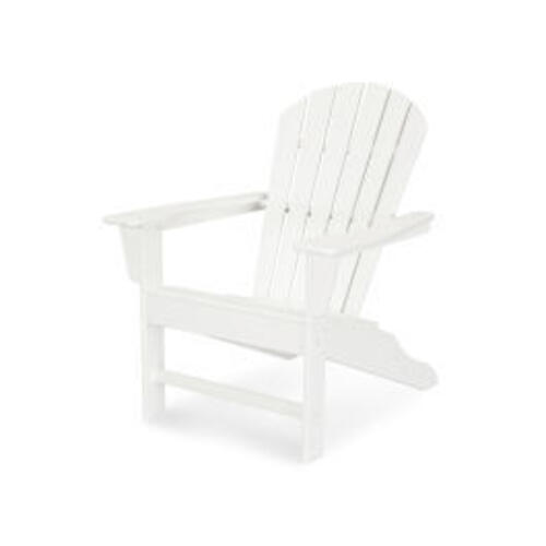 Polywood Furnishings - South Beach Adirondack in White