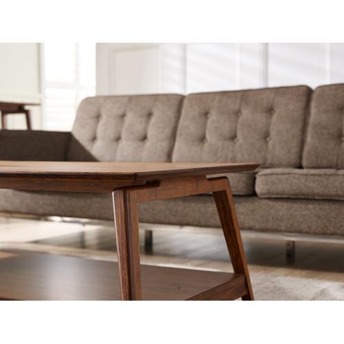 Greenington Fine Bamboo Furniture - Antares Coffee Table, Exotic