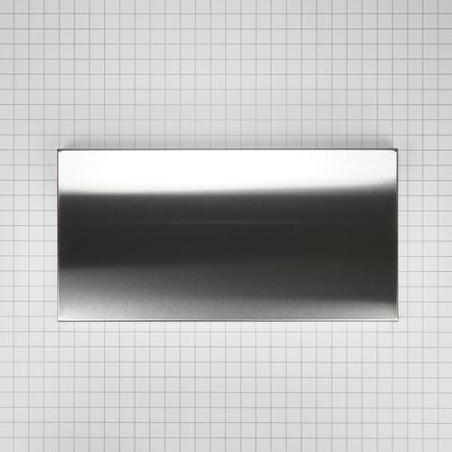 Whirlpool - Range Griddle Cover, Stainless Steel Other