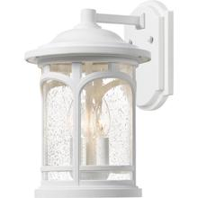 See Details - Marblehead Outdoor Lantern in White Lustre