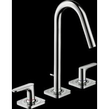 See Details - Chrome Widespread Faucet 160 with Pop-Up Drain, 1.2 GPM