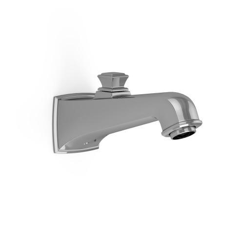 Connelly™ Diverter Tub Spout - Polished Chrome Finish