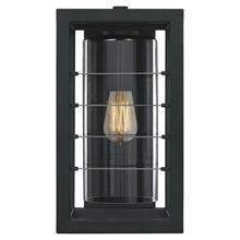 View Product - Bimini Outdoor Lantern in Earth Black