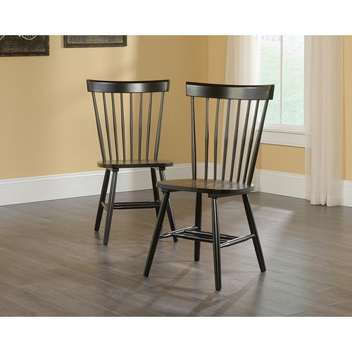 Sauder - Spindle Back Chair (set of 2)