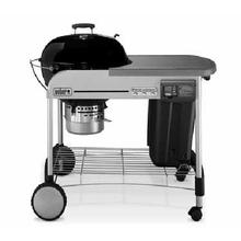Performer Gold Charcoal Grill - Green
