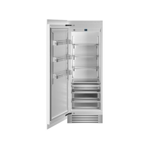 "30"" Built-in Refrigerator column - Panel Ready - Left hinge"