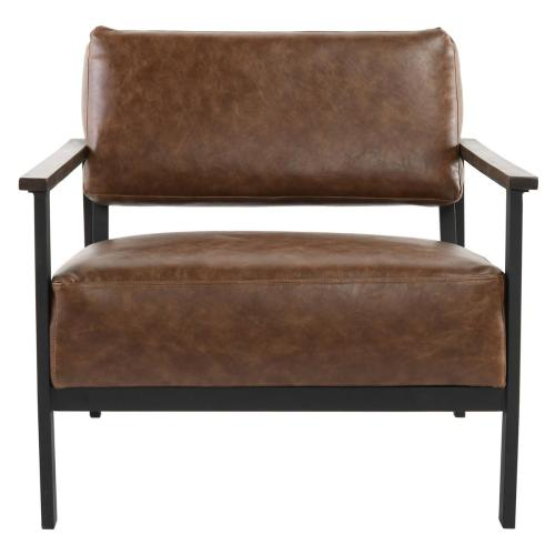 Lannister Lounge Chair Brown