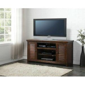 Acme Furniture Inc - ACME Evrard TV Stand - 91350 - Dark Oak