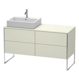 Vanity Unit For Console Floorstanding, Taupe Matte (decor)