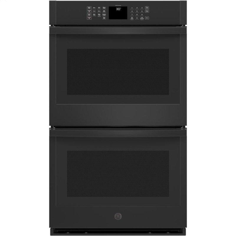 "30"" Smart Built-In Self-Clean Double Wall Oven with Never-Scrub Racks"