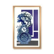 See Details - Flow Blue Series Wall Art