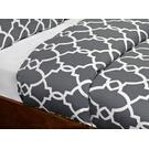 Metro Terrace Chr King Duvet 108x94 Product Image