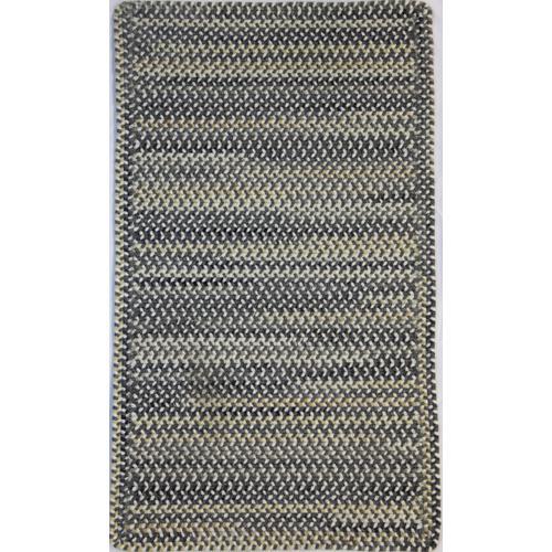 Bear Creek Grey Braided Rugs (Custom)