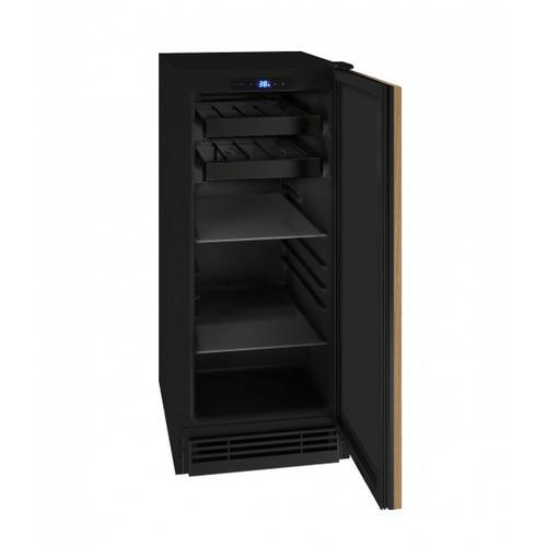"""U-Line - Hbv115 15"""" Beverage Center With Integrated Solid Finish (115v/60 Hz Volts /60 Hz Hz)"""