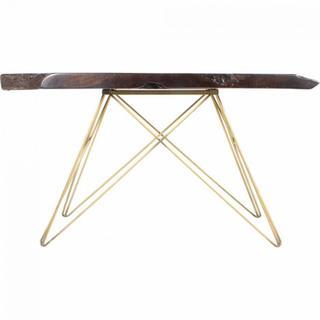 Tectona Sofa Table Dark Brown