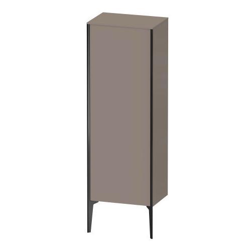 Semi-tall Cabinet Floorstanding, Basalt Matte (decor)