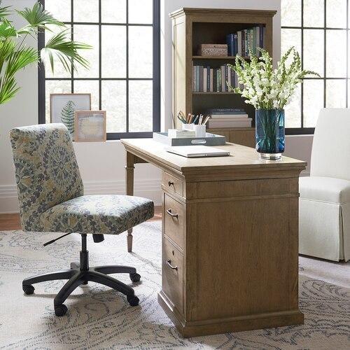 Sheridan Pedestal Desk
