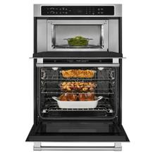 See Details - 30-INCH WIDE COMBINATION WALL OVEN WITH TRUE CONVECTION - 6.4 CU. FT.