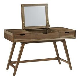 Desk/Vanity - Caramel Finish