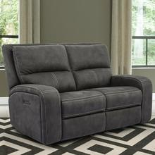 POLARIS - SLATE Power Loveseat