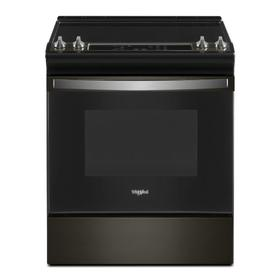4.8 Cu. Ft. Whirlpool® Electric Range with Frozen Bake™ Technology