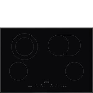 SmegCooktop Black SEU304EMTB