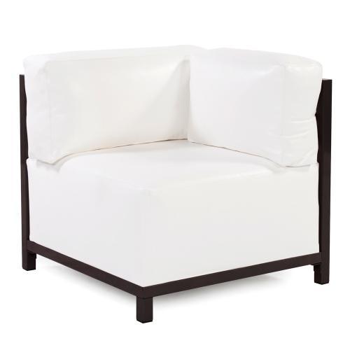 Axis Corner Chair Atlantis White Slipcover (Cover Only)