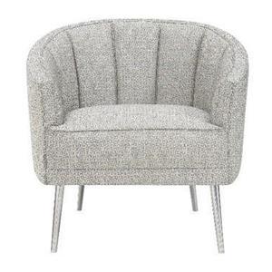 All Wood Furniture - U3543-05-08 Tristen Accent Chair - Loredo Gold