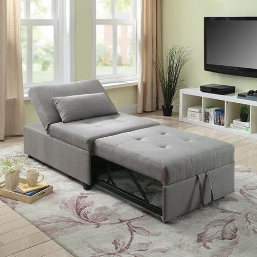 Furniture of America - Oona Futon Sofa