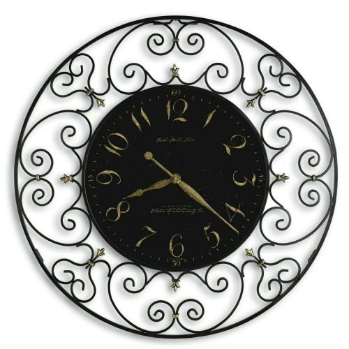 Howard Miller Joline Oversized Wall Clock 625367