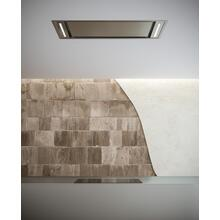 Ceiling hood with 600 cfm blower Ceiling Range Hood