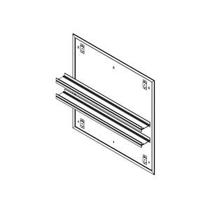 "Profiles 30"" X 30"" X 15/16"" Mirror Ganging Kit for A Seamless Transition With Profiles Cabinets and Profiles Lighting (depth Is 4-11/16"" When Surface-mounted) Product Image"