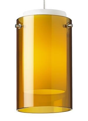 Amber Mini Echo Pendant Product Image