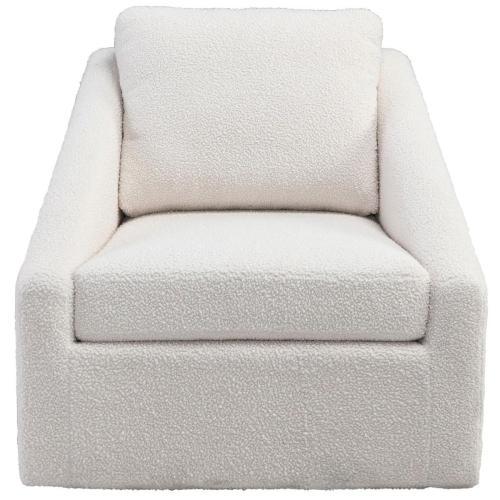 Monticello Swivel Accent Chair