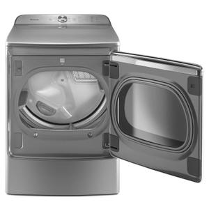 Top Load Dryer with the PowerDry System and Extra Moisture Sensor - 9.2 cu. ft. Metallic Slate -