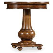 View Product - Tynecastle Round End Table