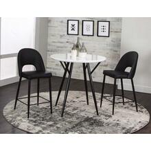 Pluto 3pc Pub Dining Set