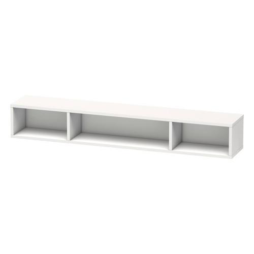 Shelf Element (horizontal), White High Gloss (decor)