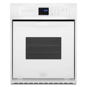 3.1 Cu. Ft. Single Wall Oven with AccuBake® System - WHITE