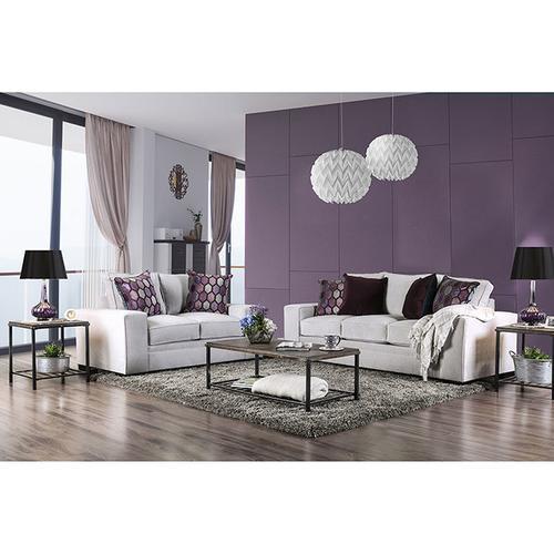 Furniture of America - Lorenzo Love Seat